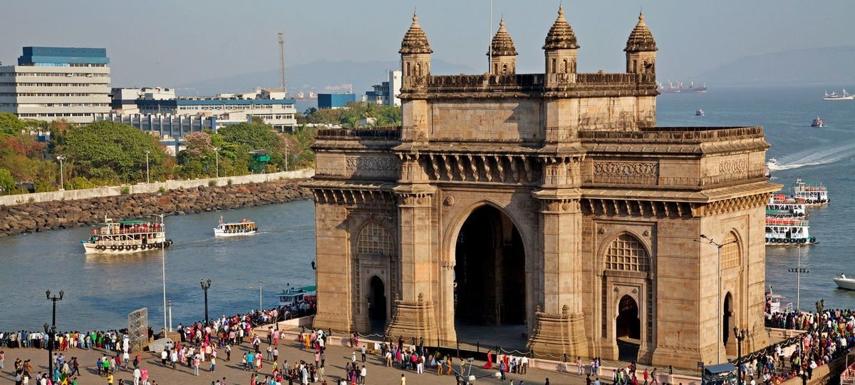 "MUMBAI ""The city of dreams"" with Romantic GOA - Tour"