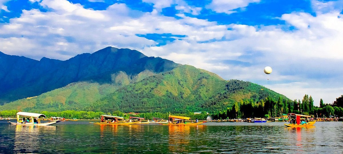 KASHMIR Earth's Own Heaven - Tour