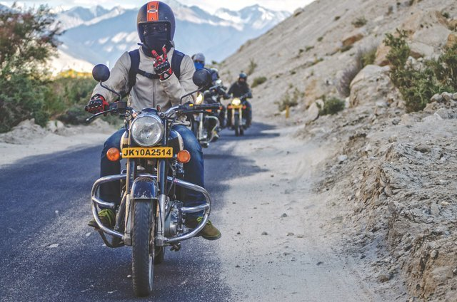 Ladakh Biking & SUV Expeditions - Collection