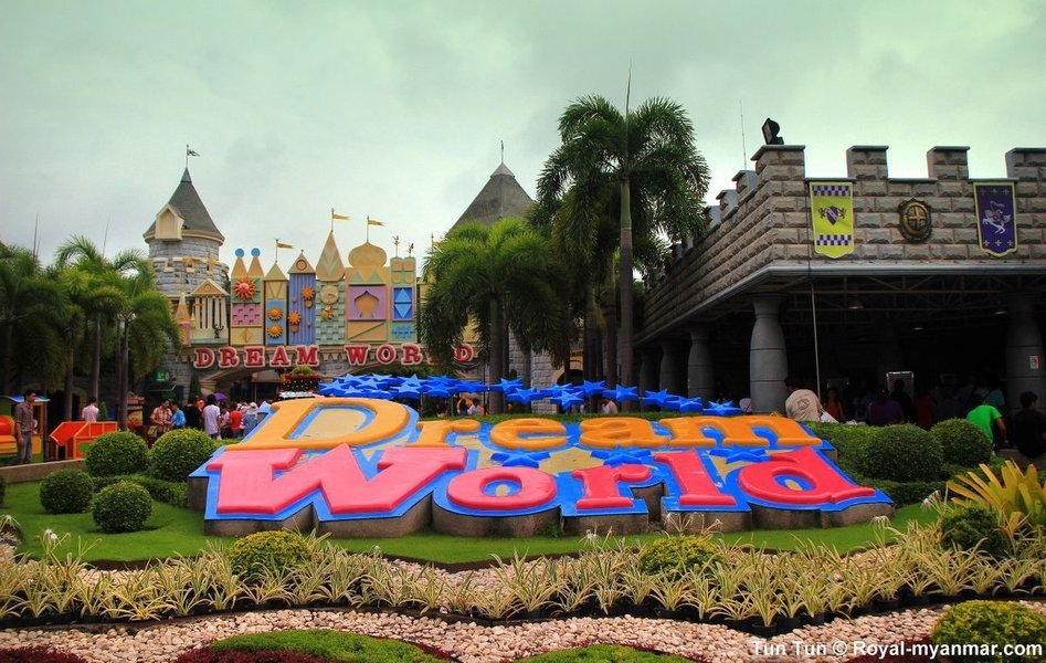 Dream World Bangkok - Tour