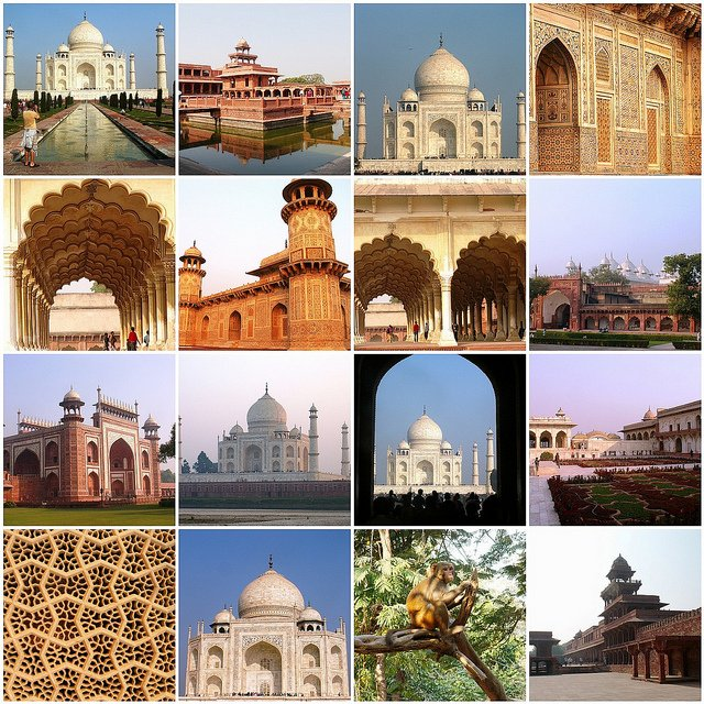 THE WONDAR OF WORLD AGRA - Tour