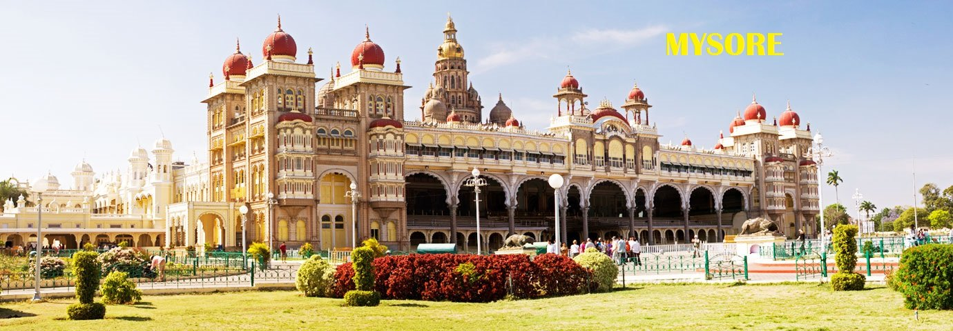 "MYSORE ""Garden City"" - Tour"