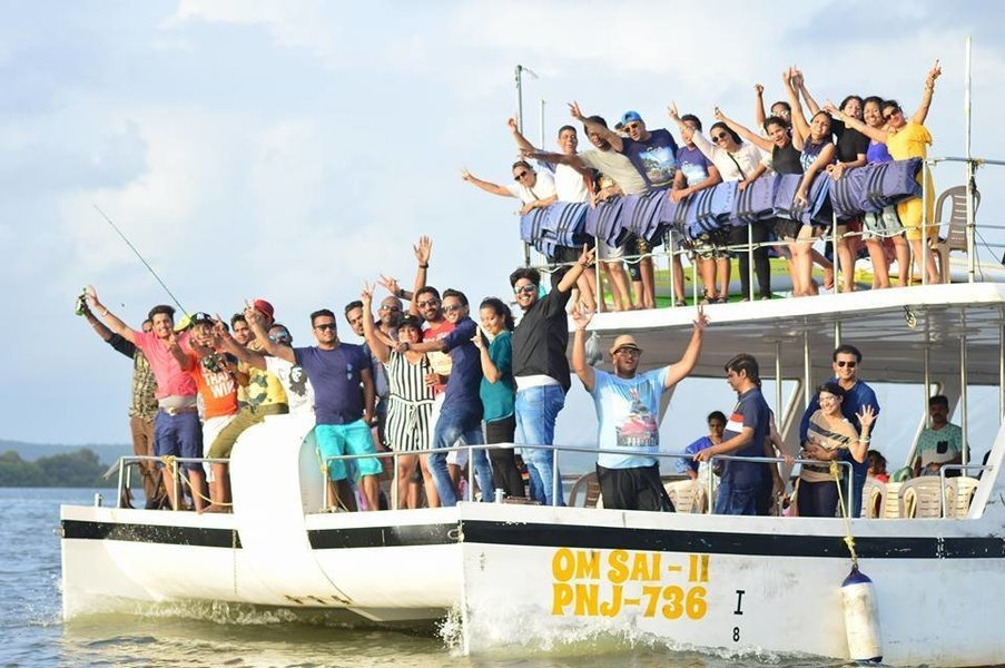 Boat Party In Goa - Tour