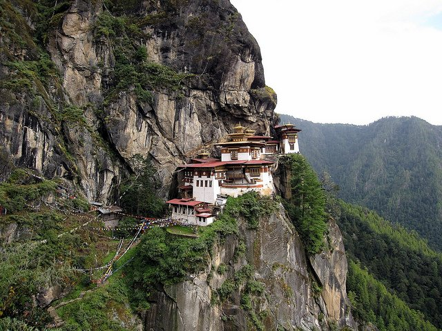 Bhutan - World's only carbon free country - Tour