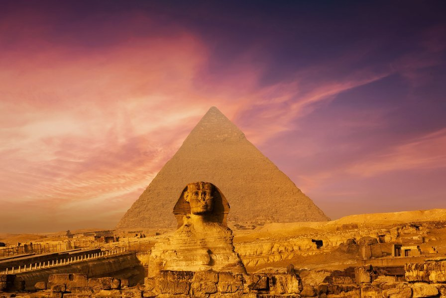 HALF-DAY PYRAMIDS & SPHINX - Tour