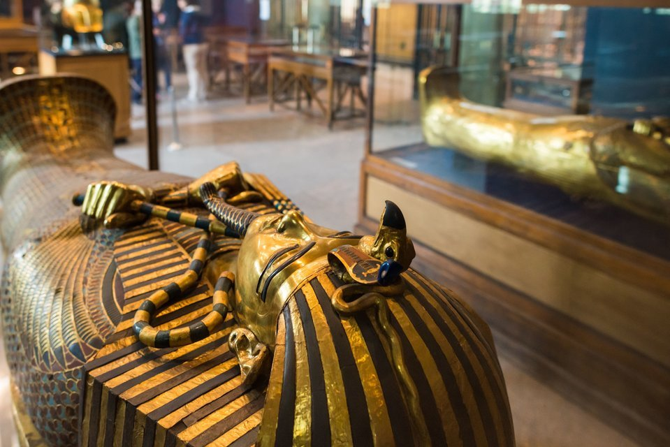 Full Day Visits to The Egyptian Museum, Islamic Cairo & Bazaar - Tour