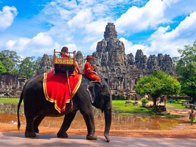 Cambodia & Vietnam - Tour