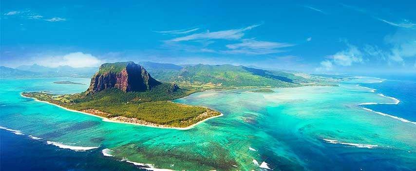 Mauritius with Dubai - Tour