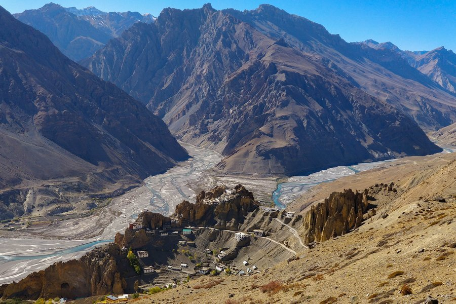 Spiti Biking & SUV Expedition - Tour
