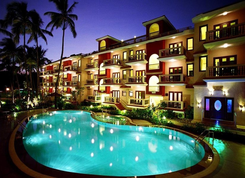 Hotel near Baga beach, Lazy Lagoon Sarovar Portico Suites ★★★★ ( PER COUPLE) - Tour