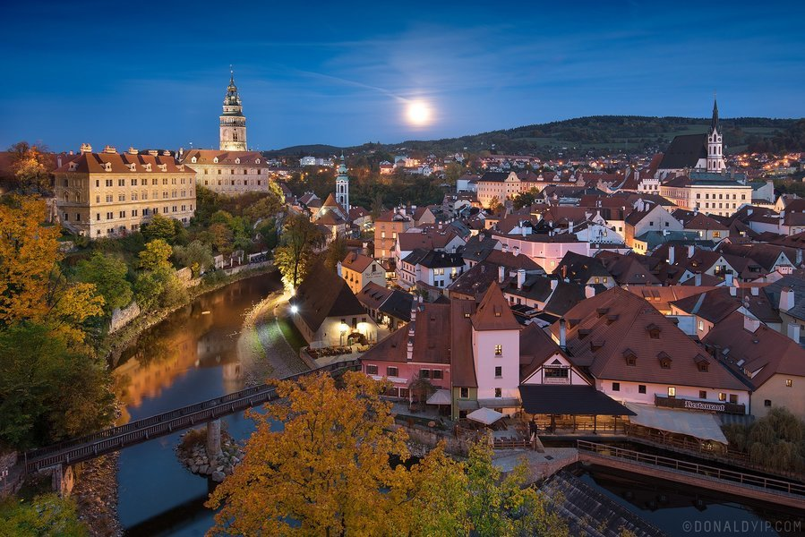 Cesky Krumlov, Sightseeing in Prague - Tour