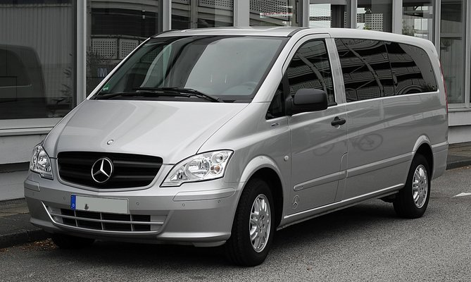 Airport Transfers from Hotel to Taiwan Airport by Mercedes VITO, Private Transfers in Taiwan - Tour