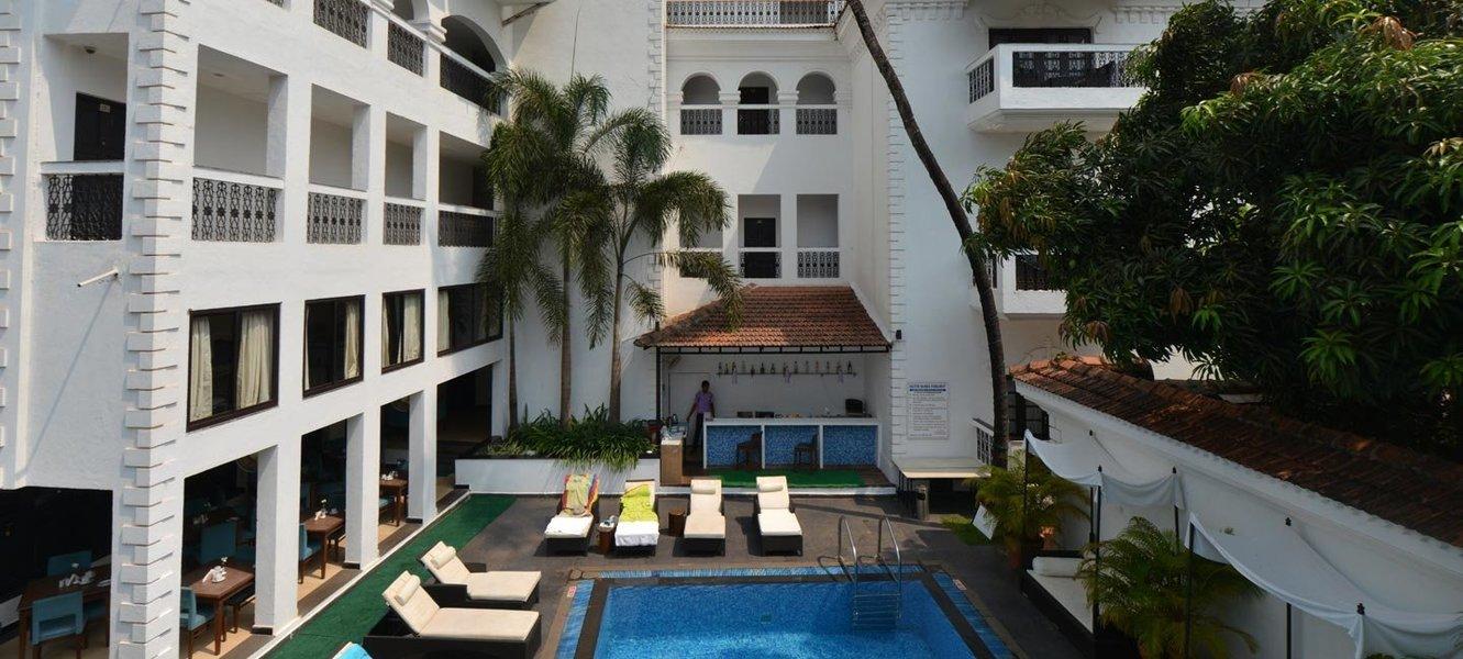 Silver Sand Hideaway, Hotel in Candolim Goa ★★★★ ( PER COUPLE) - Tour