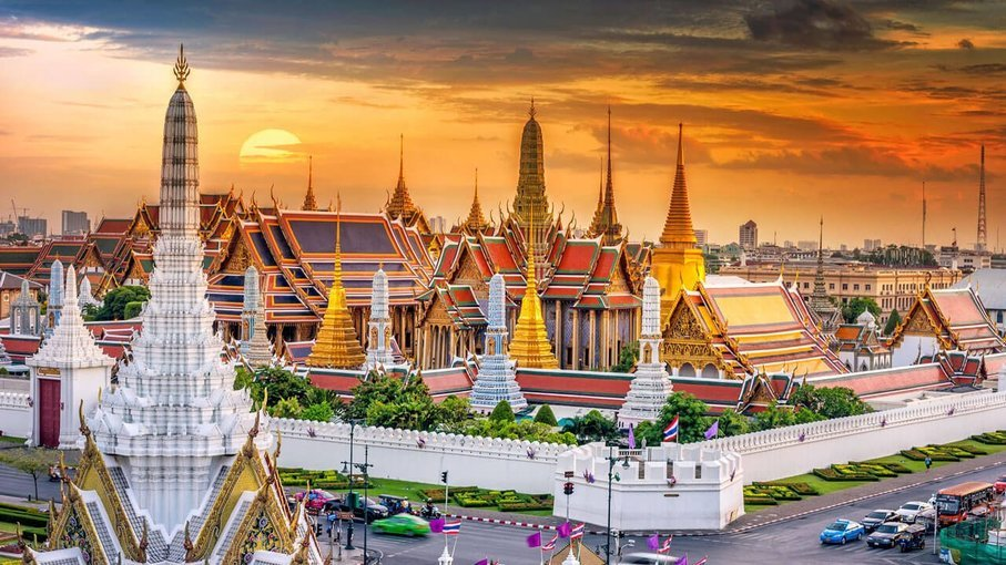 The Royal Grand Palace Tour - Tour