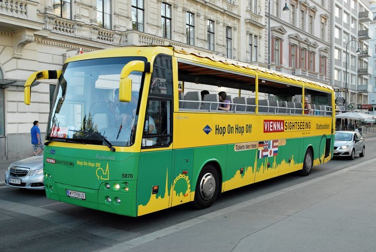 Hop on Hop off Bus Tour, Sightseeing in Vienna - Tour