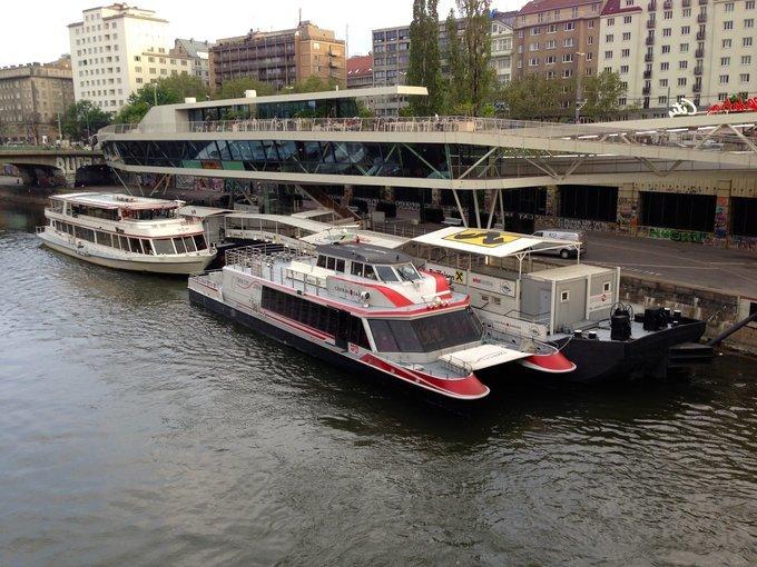 Bratislava to Vienna Cruise, sightseeing in Vienna - Tour