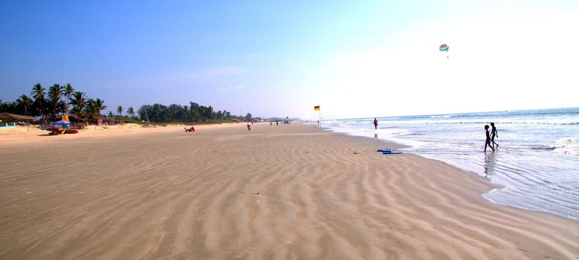 Visit South Goa Beaches by Taxi - Tour