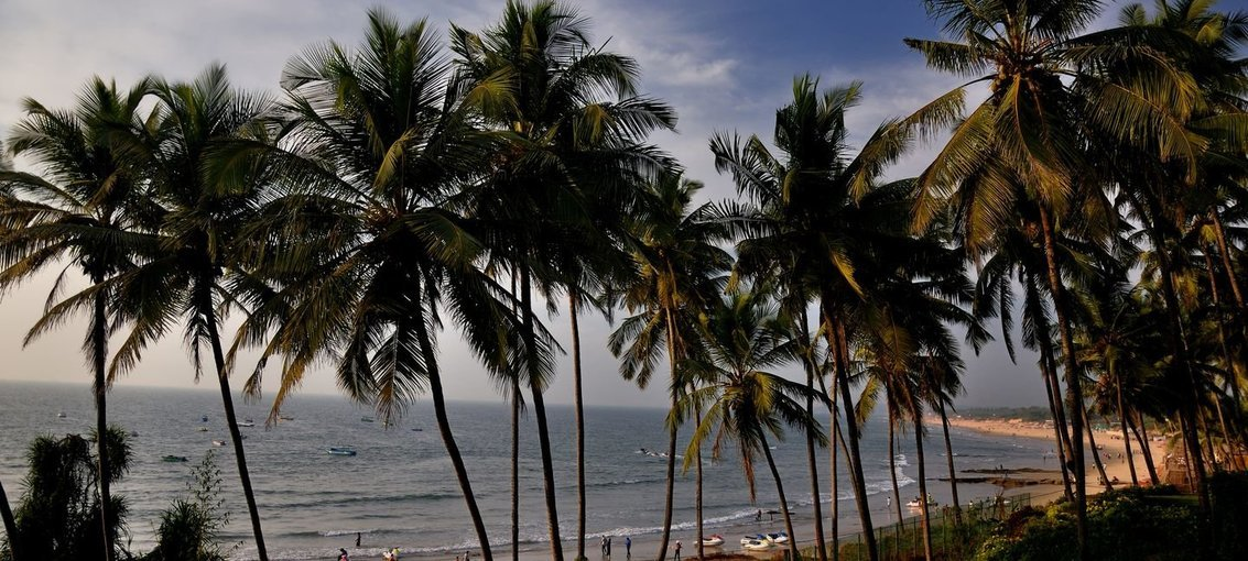 Visit the Beaches of North Goa by Taxi - Tour