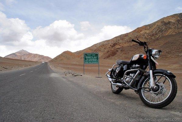 Bike the Ladakh - Tour