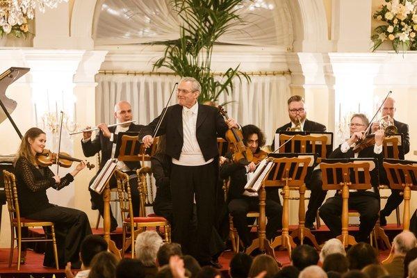 Strauss und Mozart in the Kursalon Concert with Dinner(Imperial), Sightseeing in Vienna - Tour