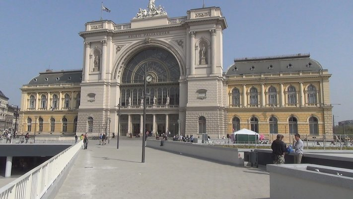 Station Transfers from Budapest Hotel to Station, Private Transfers in Budapest - Tour