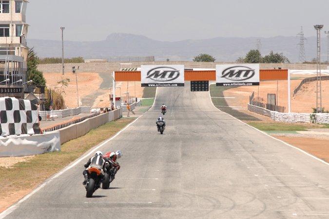 Rodada circuito de Cartagena - Tour
