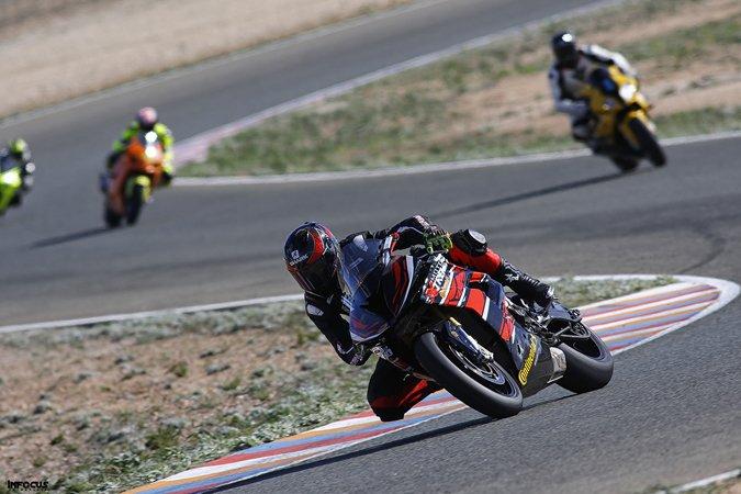 Rodada circuito de España - Tour