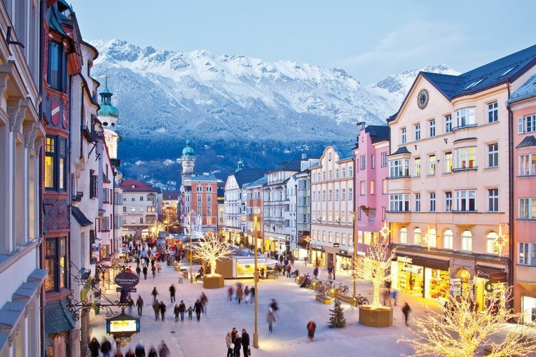 City Walk, Sightseeing in Innsbruck - Tour