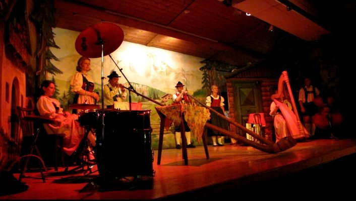 Tyrolean Evening Concert, Sightseeing in Innsbruck - Tour