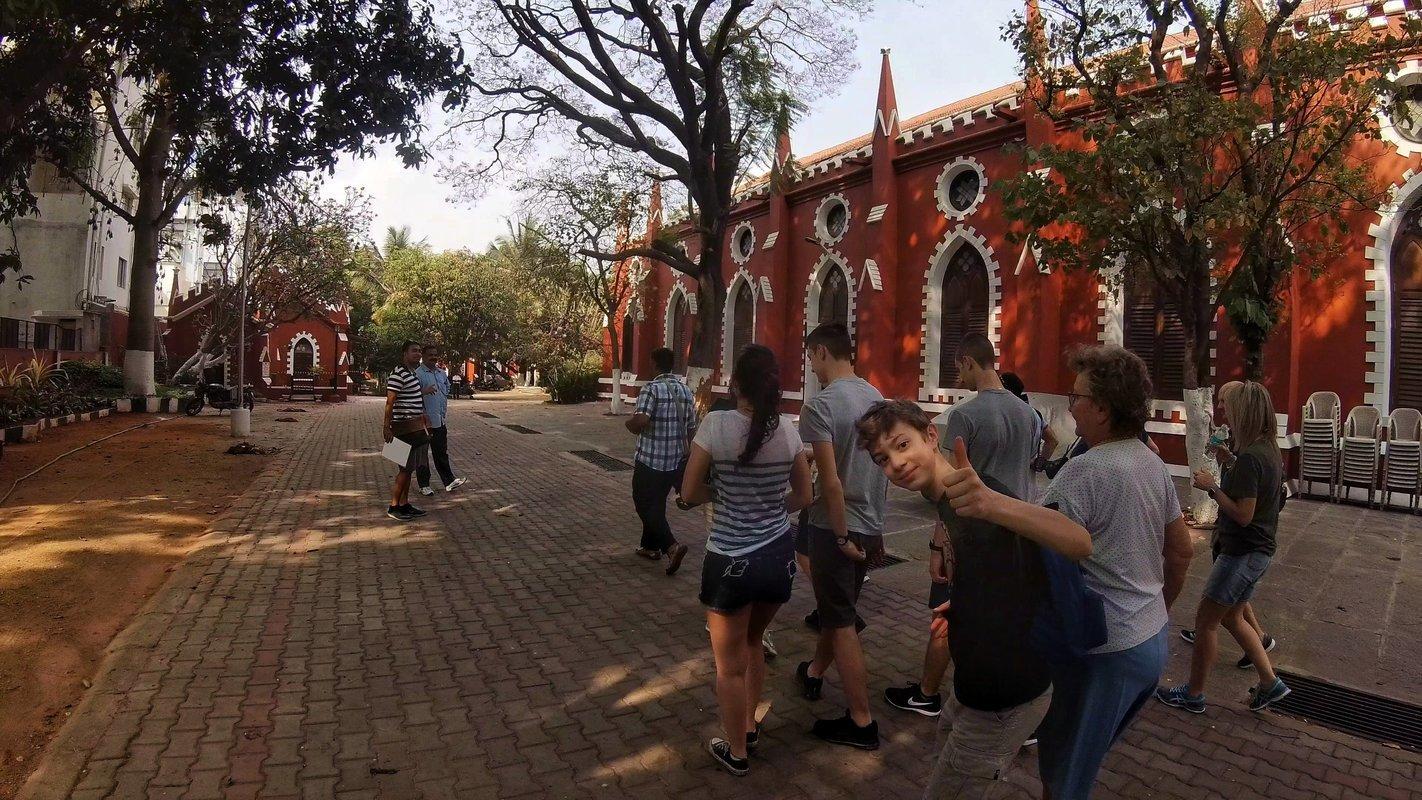 Colonial Bangalore Walk - Tour