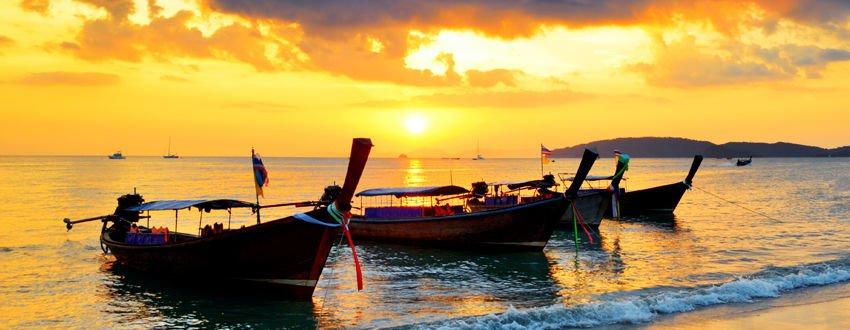 Bangkok Pattaya Phuket Krabi - Tour