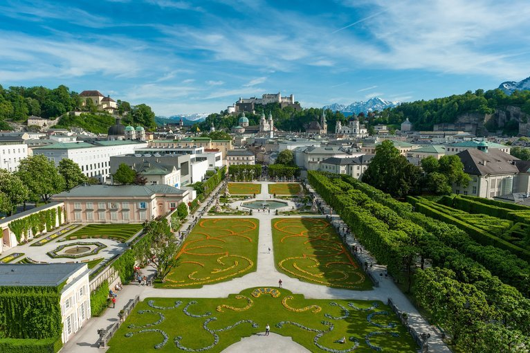 The Orignal Sound of Music Tour, Sightseeing in Salzburg - Tour