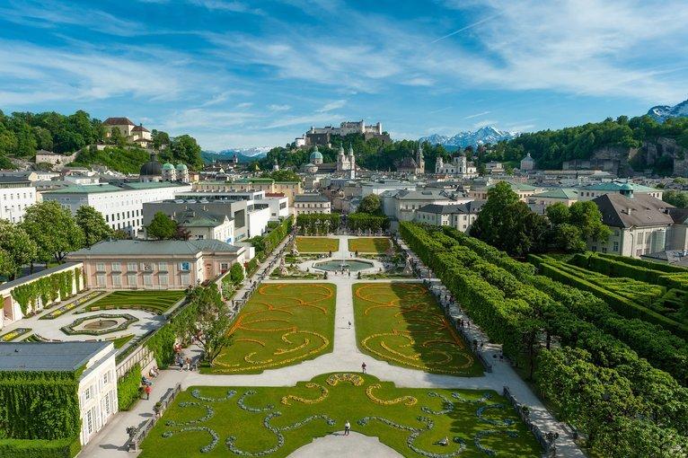 The Orignal Sound of Music Tour, Sightseeing in Salzburg - Tour