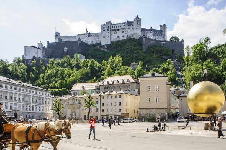Panorama City Tour, Sightseeing in Salzburg - Tour