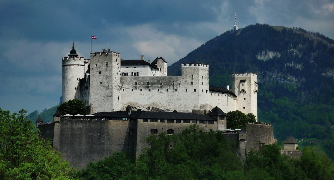 Classical Salzburg including 24 HR Salzburg Card, Sightseeing in Salzburg - Tour