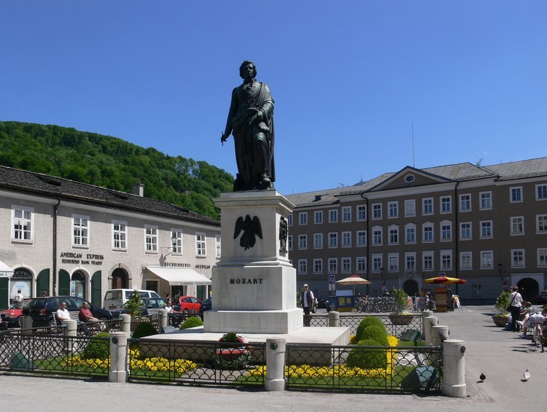 City and Country Highlights, Sightseeing in Salzburg - Tour