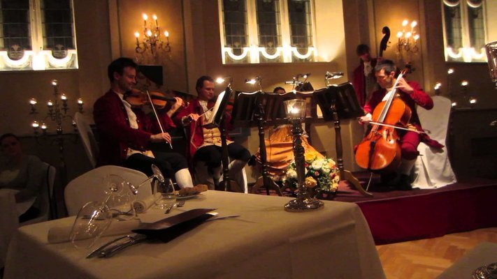Salzburger Fortress Concert with Dinner, Sightseeing in Salzburg - Tour