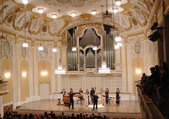 Salzburger Schlosskonzert Concert, Sightseeing in Salzburg - Tour