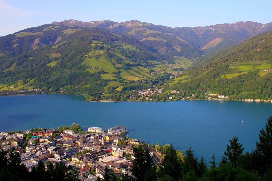 Bavarian Mountains and Salt Mines + Lake and Mountains, Sightseeing in Salzburg - Tour