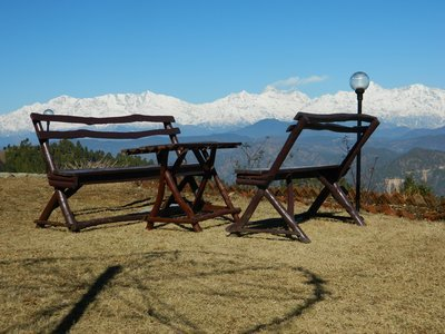 Magical Panorama @ Kumaon