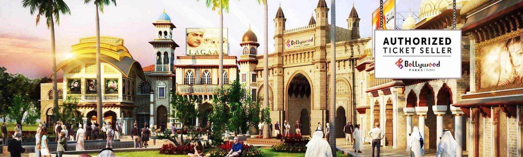 Bollywood Parks Dubai Ticket - Tour