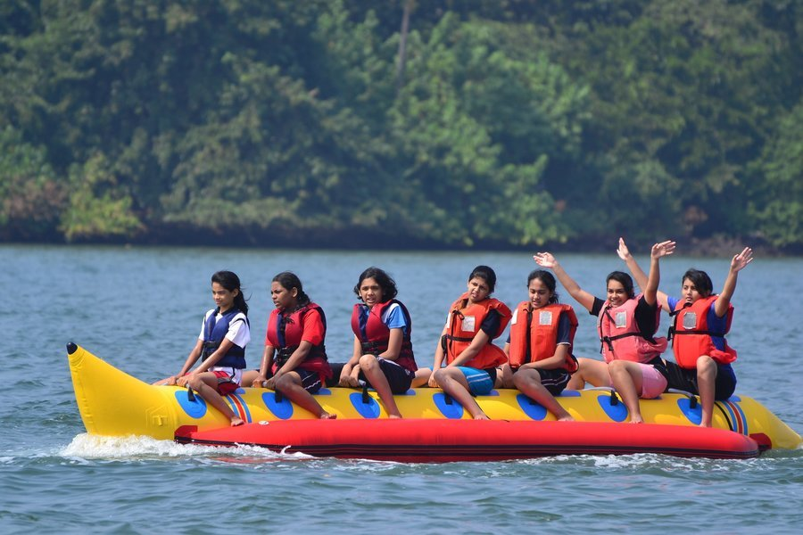Banana Ride Tickets in Goa - Tour