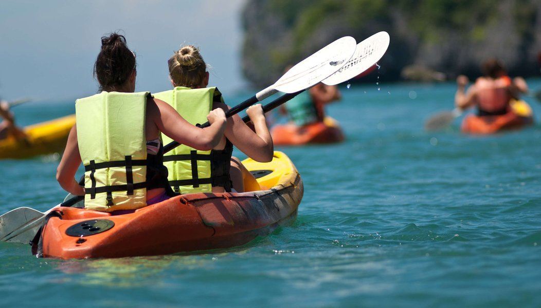 Beach kayak Tickets in Goa - Tour