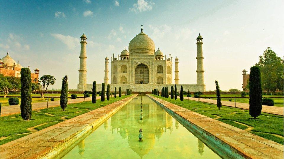 Classic Taj Mahal Tour - Tour