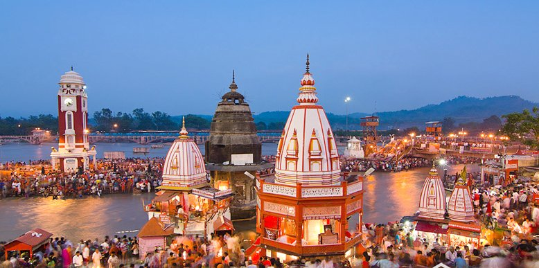 HARIDWAR City Of Temple - Tour