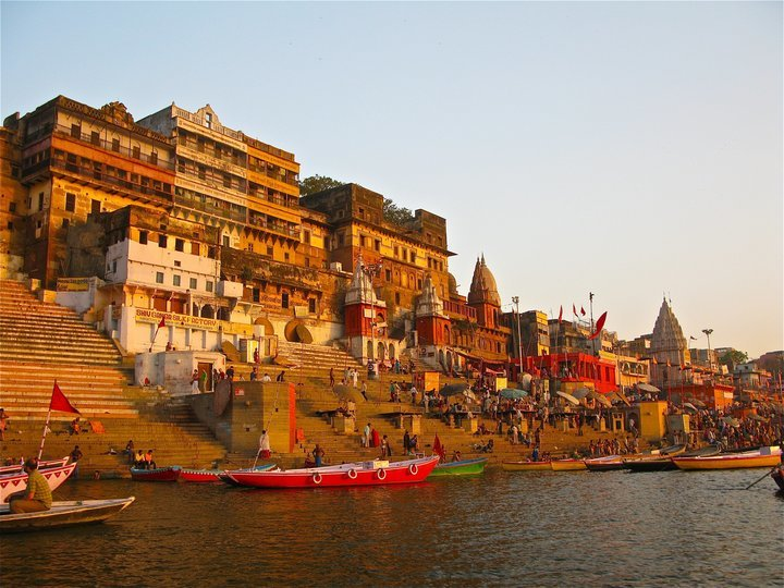 Golden Triangle Tour With Varanasi - Tour