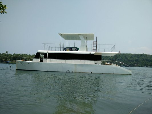 Catamaran Sailing Tickets in Goa - Tour