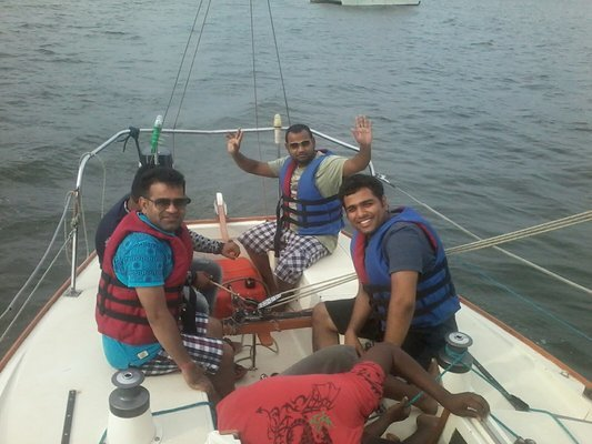 Fun Family Sailing Tickets in Goa - Tour