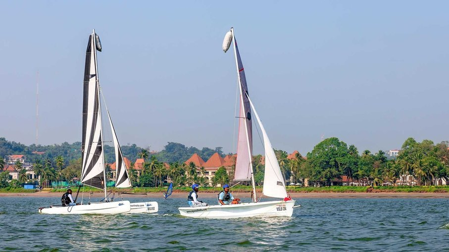 Dinghy Sailing Tickets in Goa - Tour