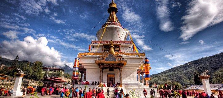 Escape To Bhutan - Tour